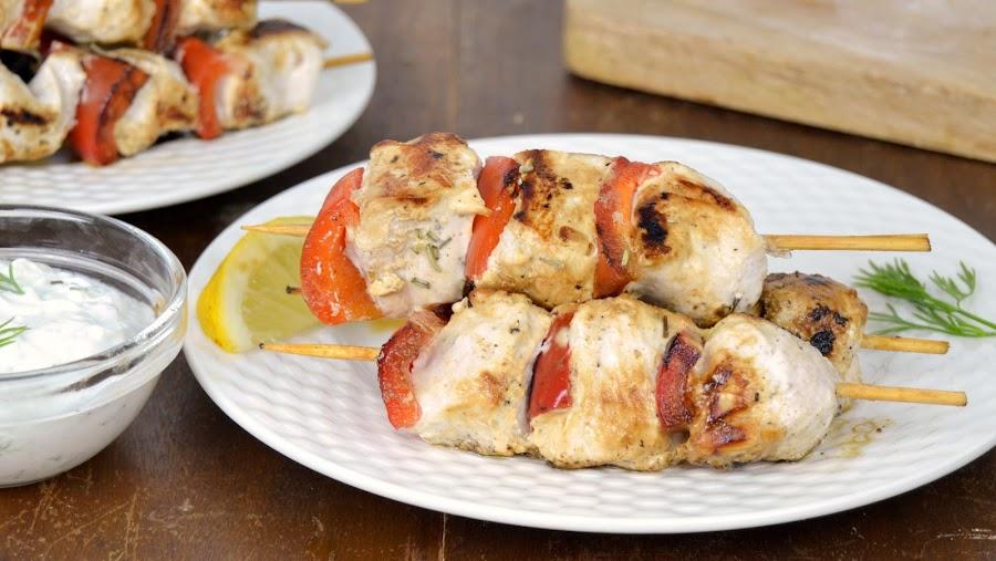 Pollo estilo griego, receta de Jamie Oliver