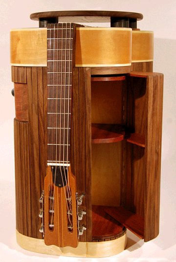 Dishfunctional Designs The Upcycled Guitar