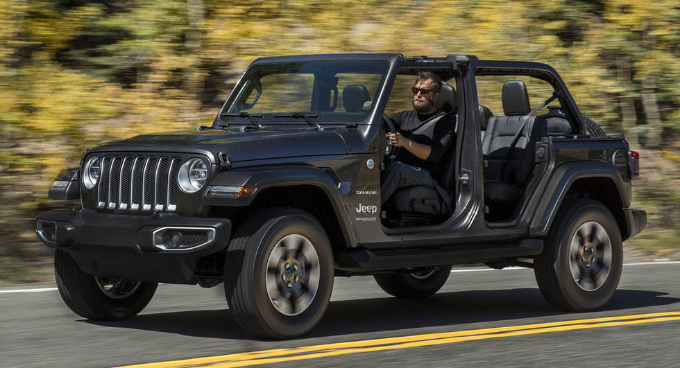 2018 Jeep Wrangler Pricing Starts At 28 190 Car News