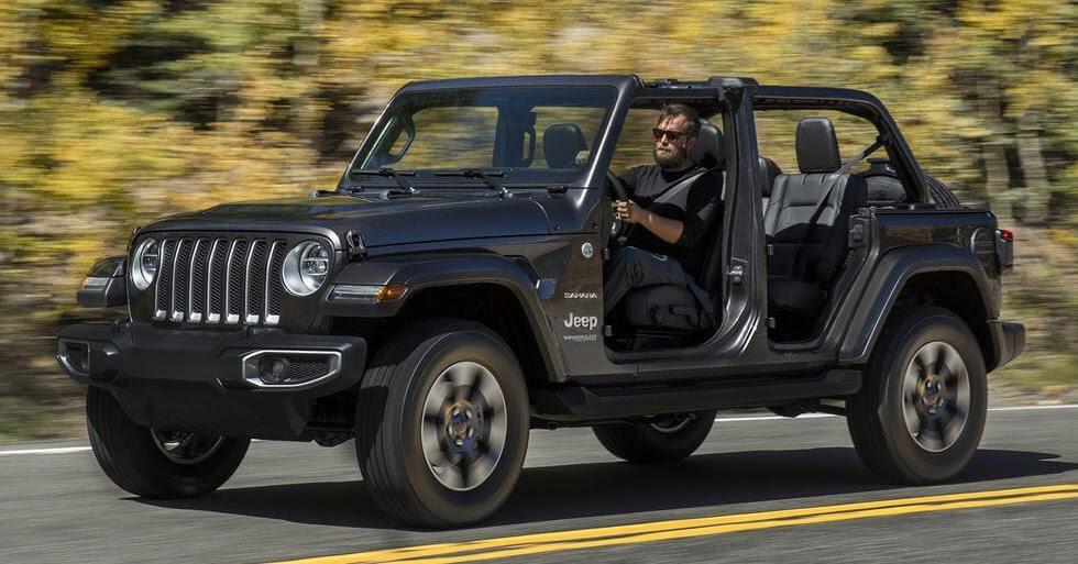 2018 jeep wrangler pricing starts at 28 190. Black Bedroom Furniture Sets. Home Design Ideas