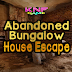 KNF ABANDONED BUNGALOW HOUSE ESCAPE