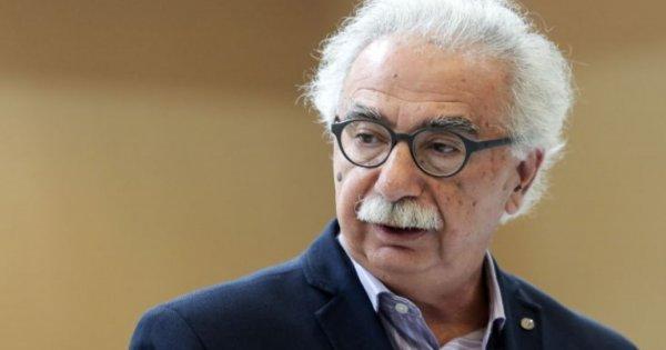 Γαβρόγλου: «Εμπιστεύομαι τη νέα γενιά, αλλά λείπει η  «φωνή» χωρίς κομματική καθοδήγηση»