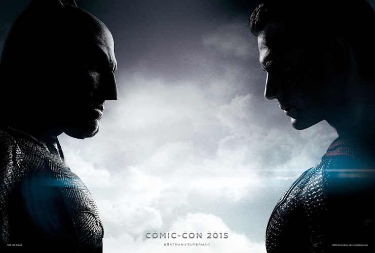 Batman Vs Superman - A Origem trailers e posteres na Comic-Con 2015