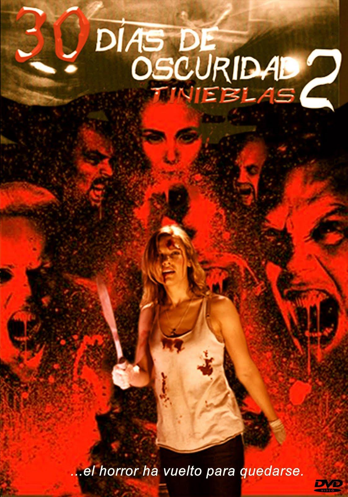 Ver Trailers Y Sinopsis Online 30 Días De Oscuridad 2 Tinieblas 30 Days Of Night Dark Days 2010