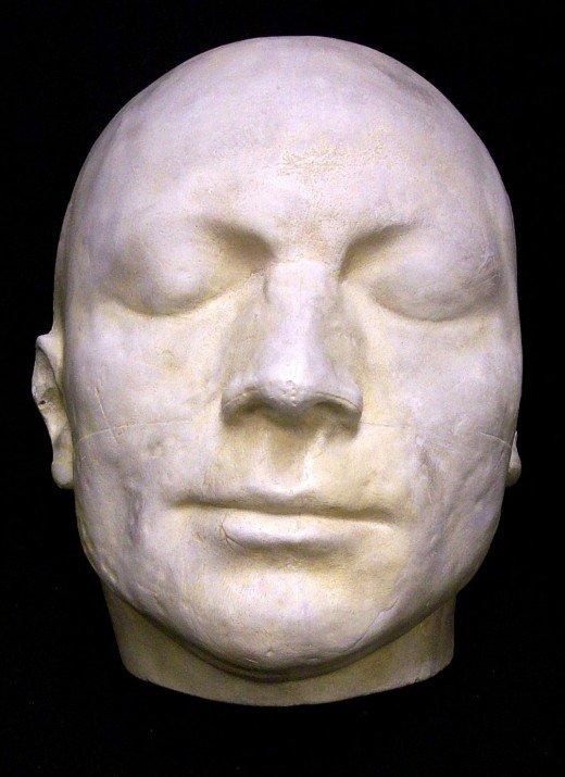 Mascara mortuoria