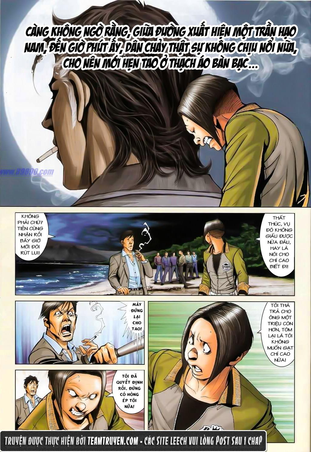 Người Trong Giang Hồ NetTruyen chap 1362 - Trang 8