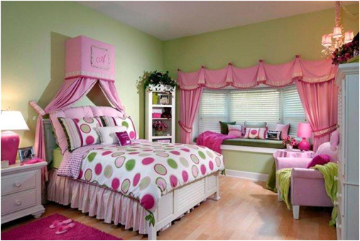 Amazing 30 Traditional Young Girls Bedroom Ideas Home Decorating Ideas Customarchery Wood Chair Design Ideas Customarcherynet