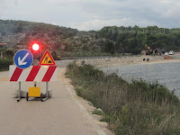 radovi semafor Babin laz Supetar slike otok Brač Online