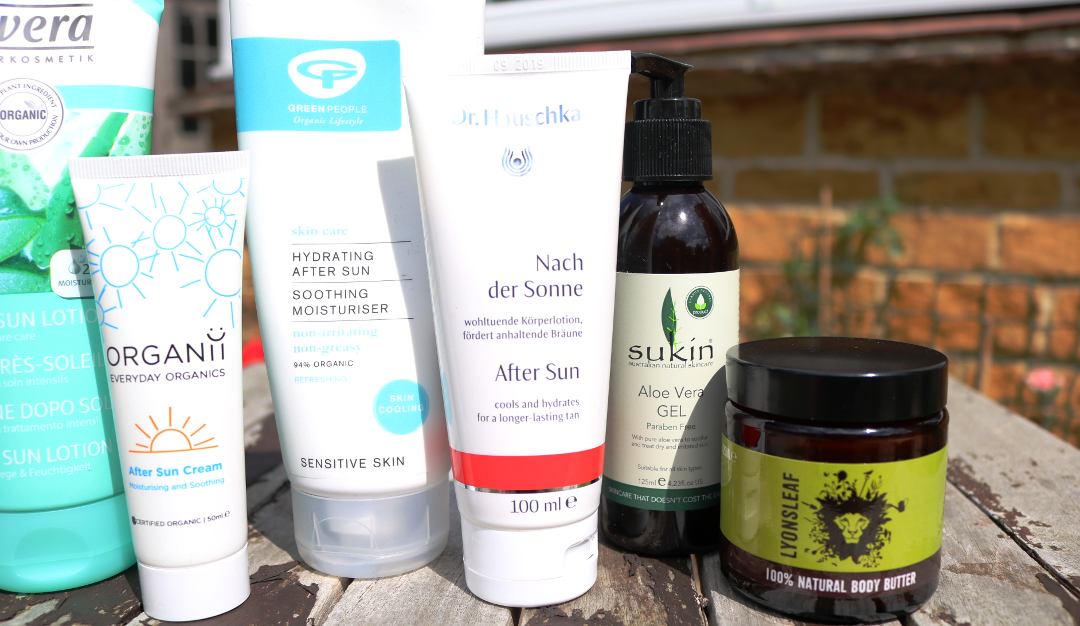 Summer Beauty: 6 Amazing Natural After-Sun Products To Try