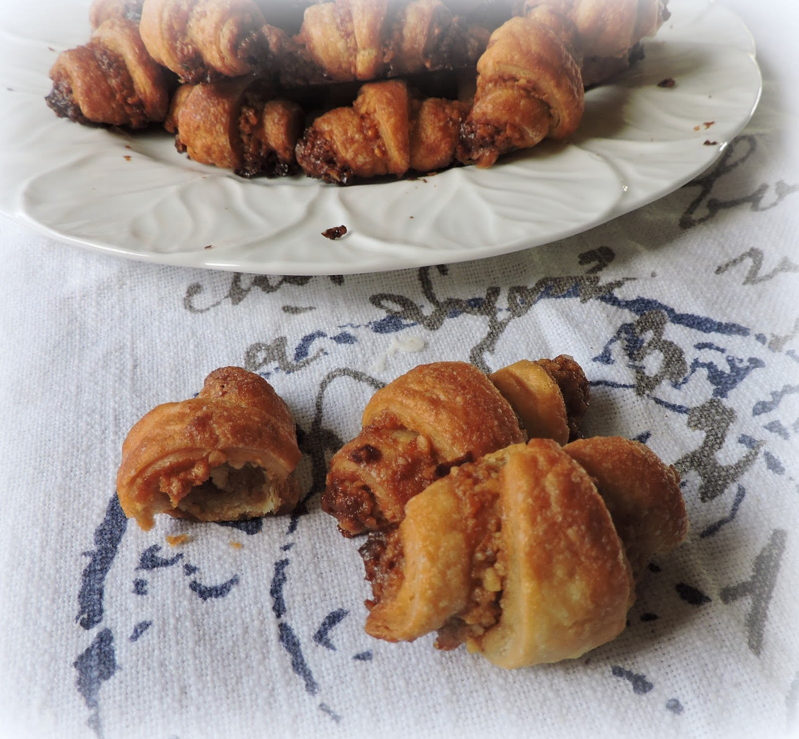 The English Kitchen: Rugelach Cookies