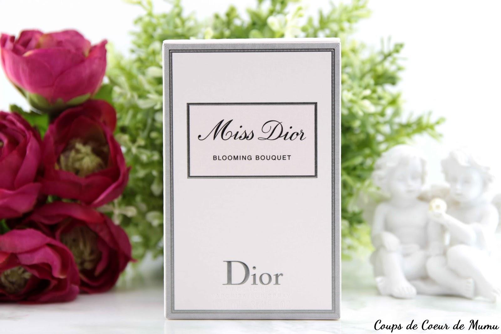 mon coup de coeur pour le parfum miss dior blooming bouquet de ce que je pense du parfum miss dior blooming bouquet izmirmasajfo