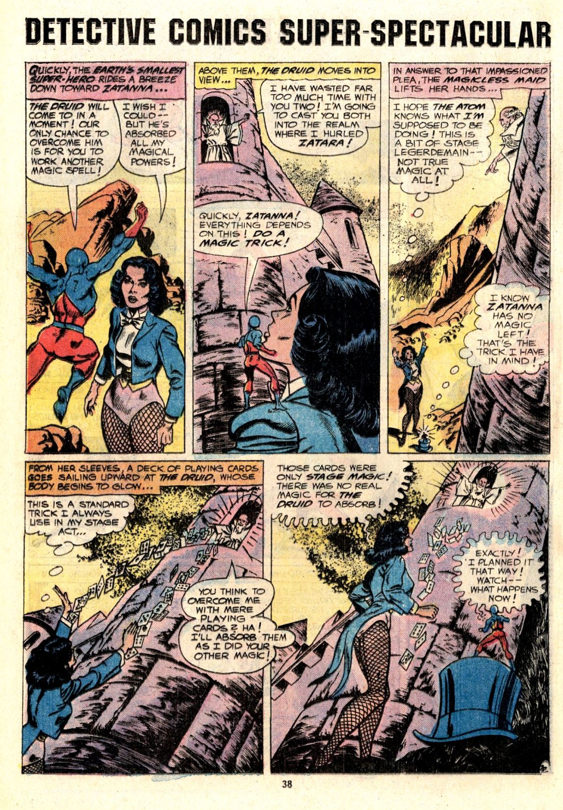 Detective Comics (1937) 438 Page 37