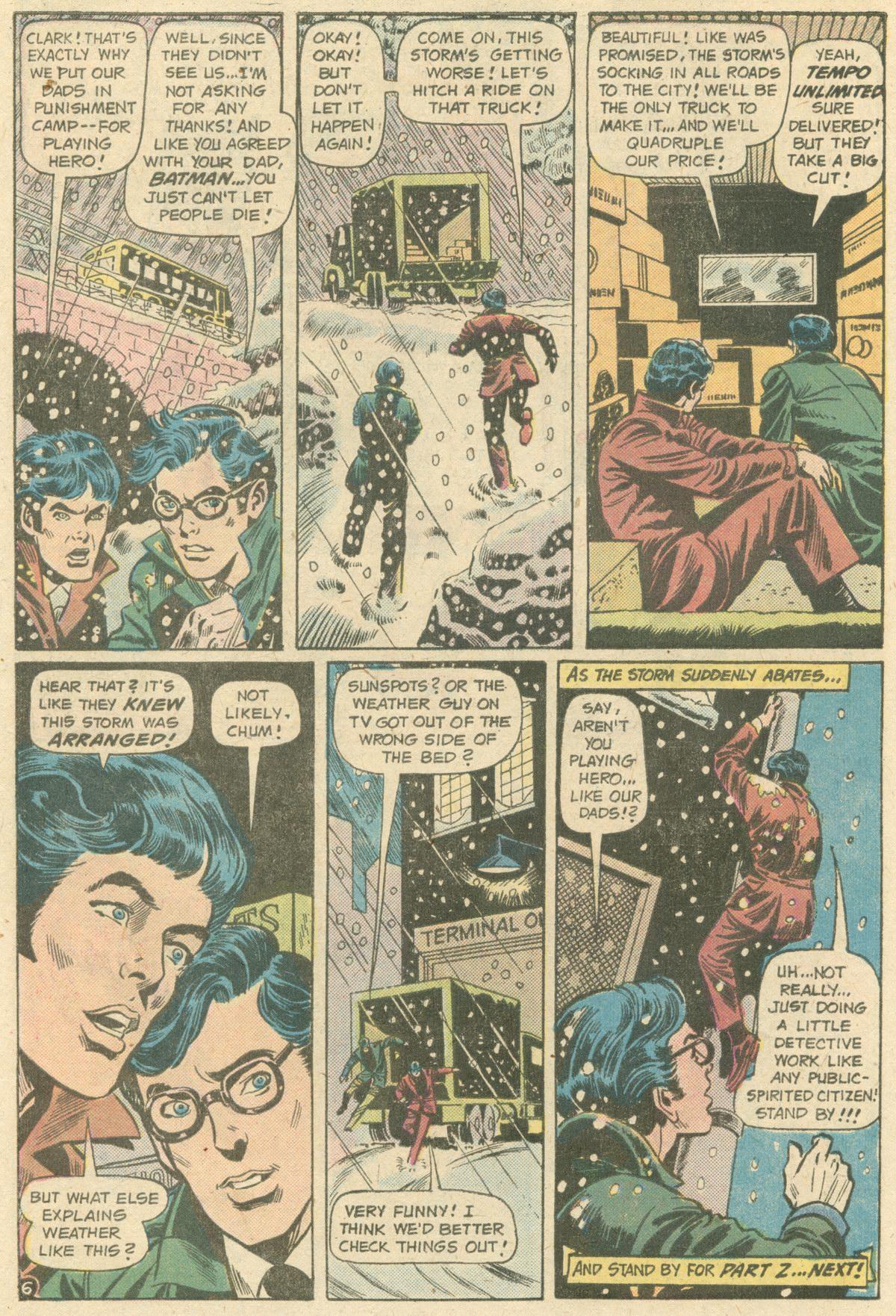 Read online World's Finest Comics comic -  Issue #231 - 10