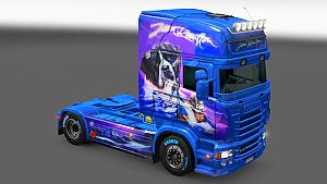 Jean Rouillons skin for Scania RJL