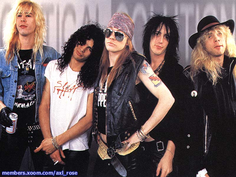 Rose Wallpapers Guns N Roses Wallpapers