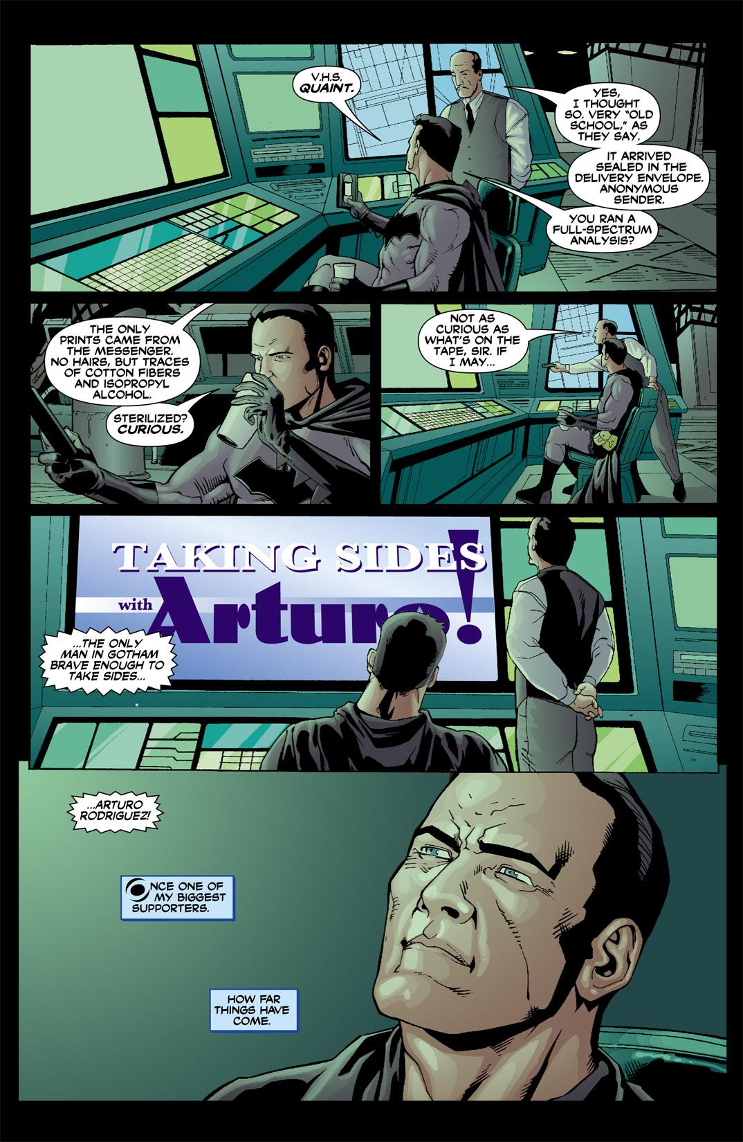 Detective Comics (1937) 809 Page 8