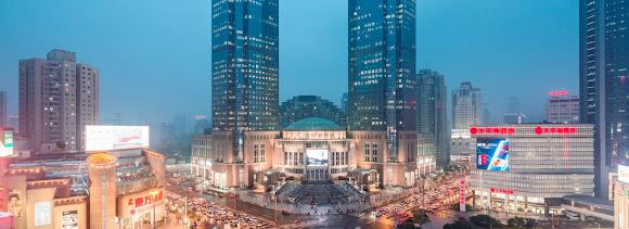 港匯恒隆廣場 • 上海  恒隆地產(0101)