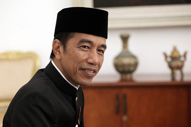 Wow! Awal Tahun 2018 Jokowi dapat Peringatan Keras, Begini Isinya