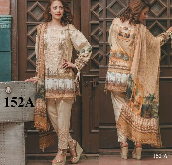 Rang Rasiya Eid Collection 2017
