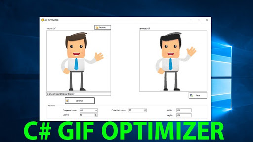 Build GIF Optimizer in C# Udemy Coupon