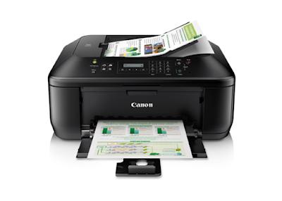 Free download driver for Printer Canon PIXMA MX452