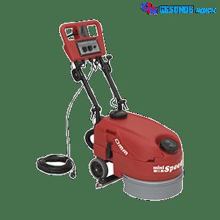 Mesin Alat Penyikat Lantai (Ride-on Scrubber GM-M3050E