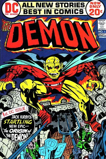 Kleefeld on Comics: The Pre-Prince Valiant Etrigan Origin