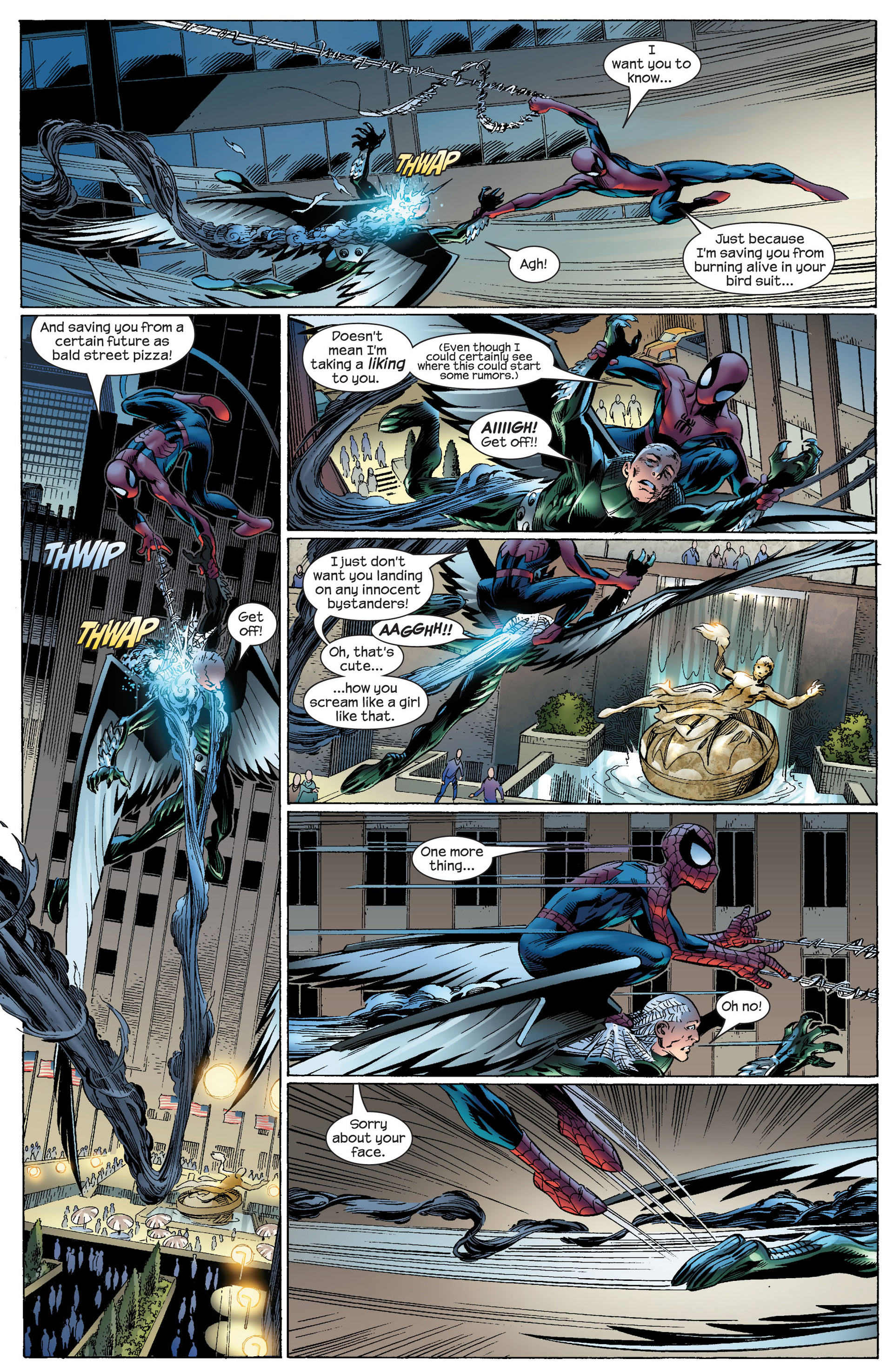 Read online Ultimate Spider-Man (2000) comic -  Issue #90 - 13