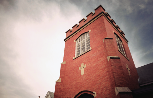 St. Barnabas Church Medicine Hat Alberta