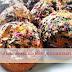 Muffins orange aux pépites 2 chocolats