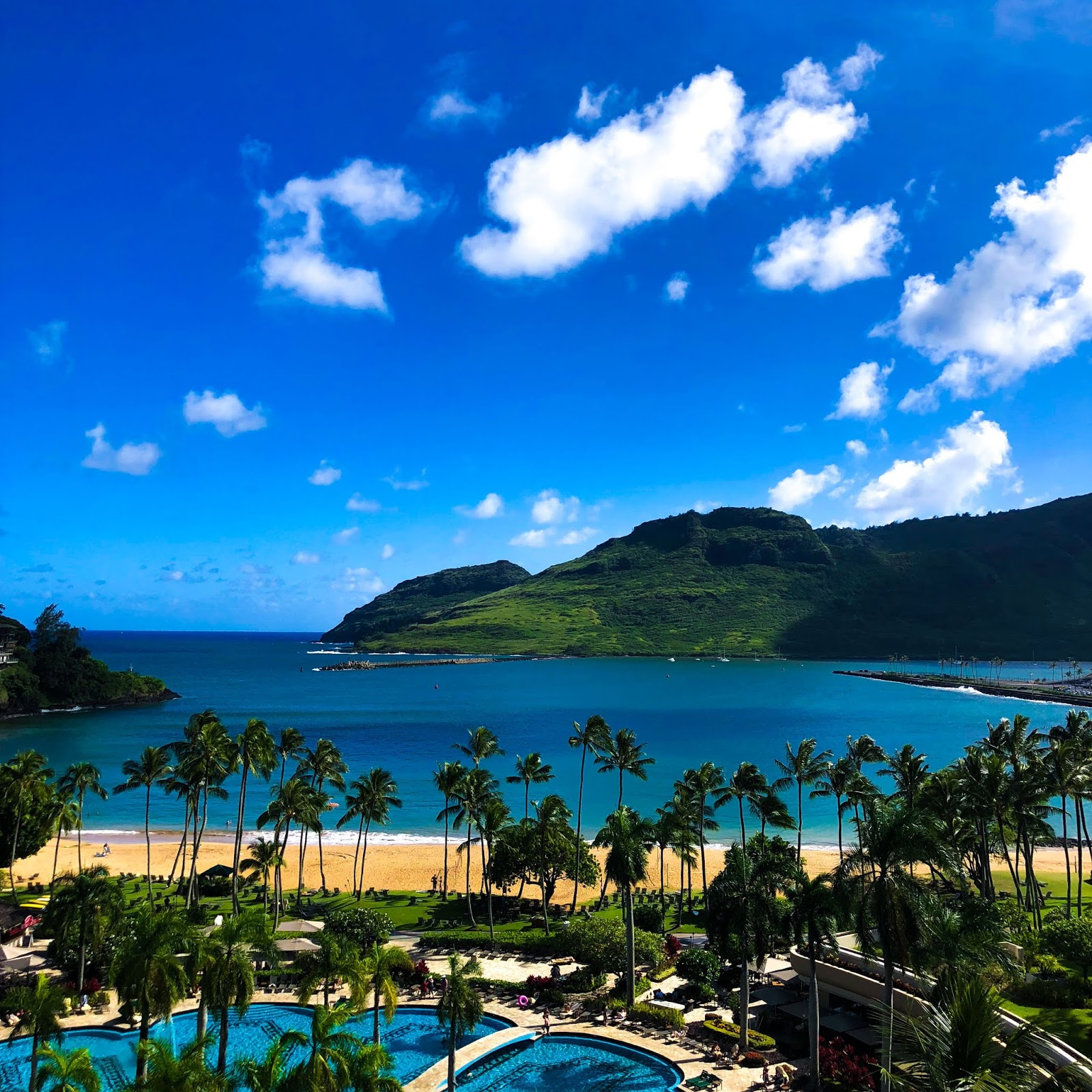 best places to stay in kauai: kauai marriott resort | tfdiaries by