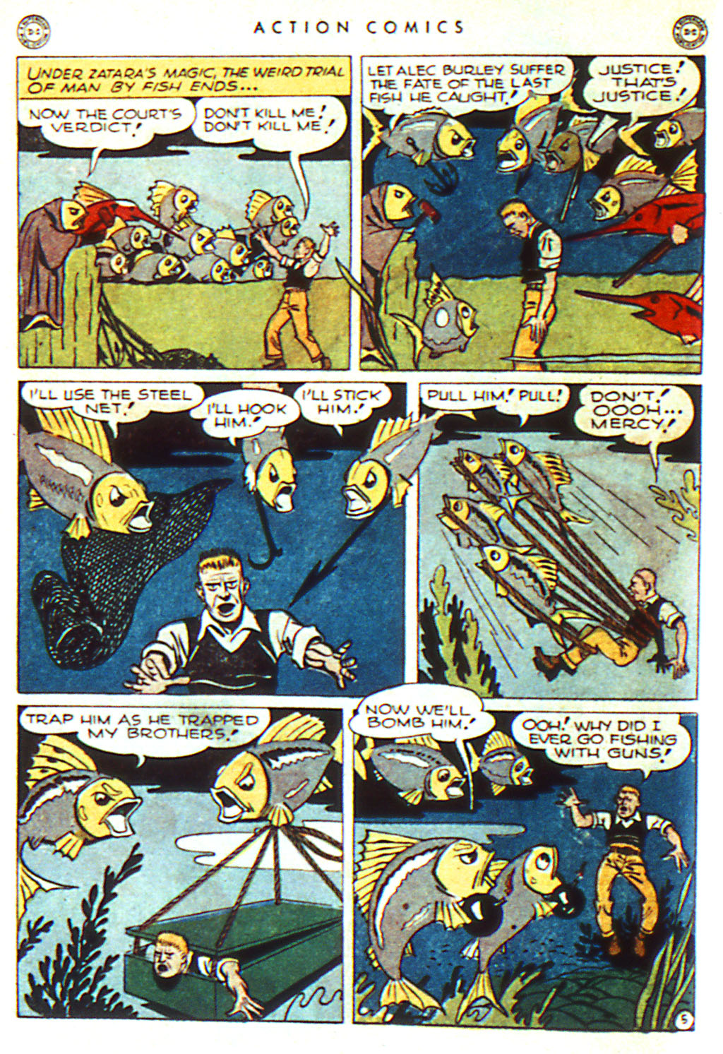 Read online Action Comics (1938) comic -  Issue #98 - 26
