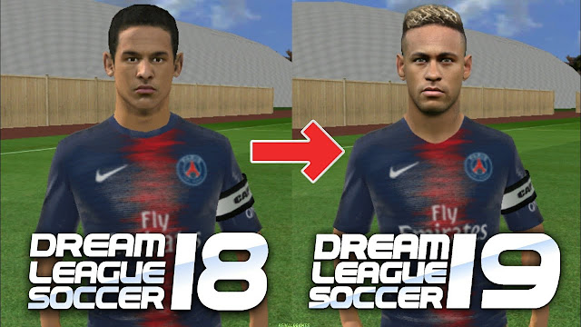 A new version of Dream League Soccer 2019 has been released today for the best Android game 87