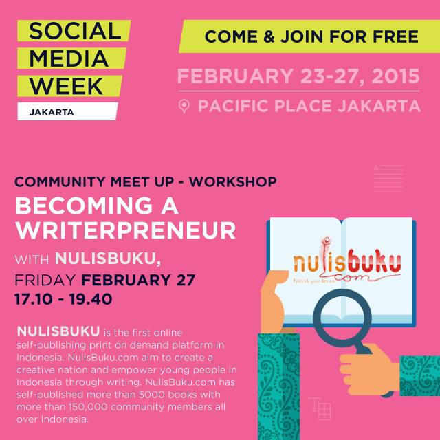 Info Buku Launching Buku Kasih Tak Sampai Dan Workshop Becoming A