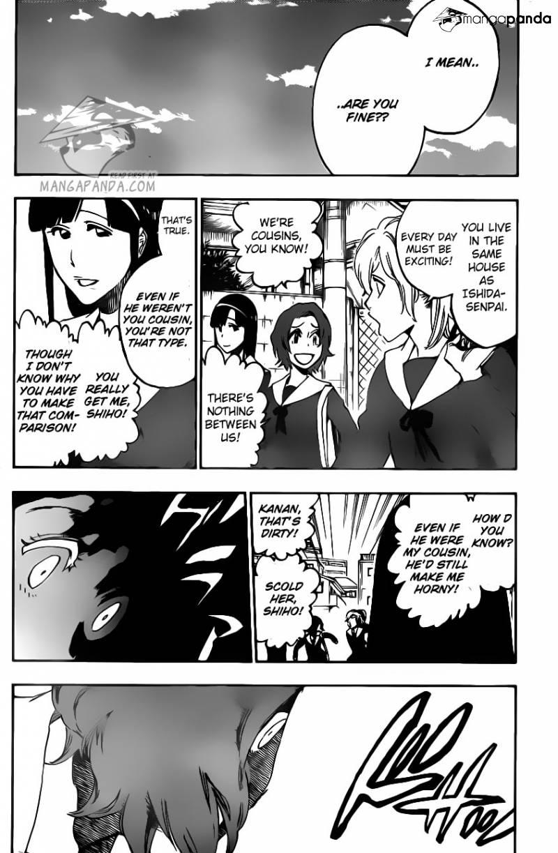 Bleach chapter 533 trang 18