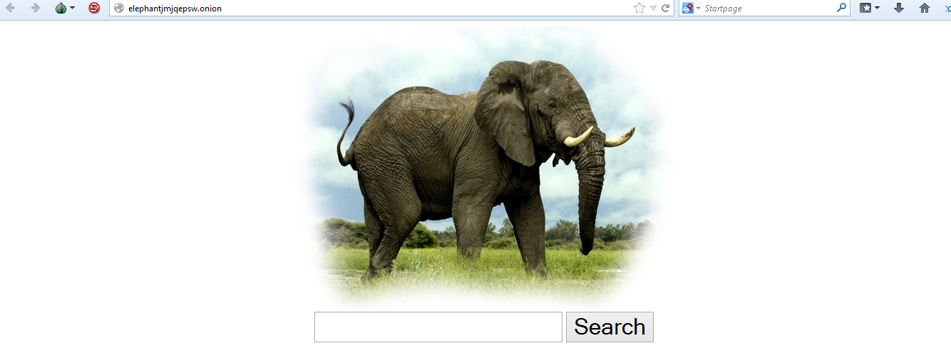 Motor de busca na Deep Web