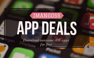 Here are the Today's free app deals list you can download paid iPhone-iPad apps and games for iOS 10, iOS 9 and below for free ;