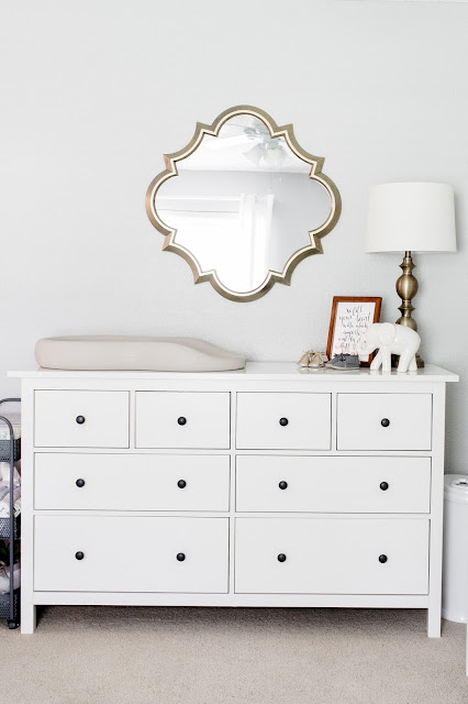Ikea Hemnes Dresser - Changing Table - Jesse Coulter Blog