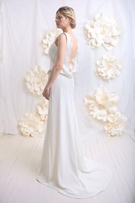 Robe de mariée Hortense Faith Cauvain
