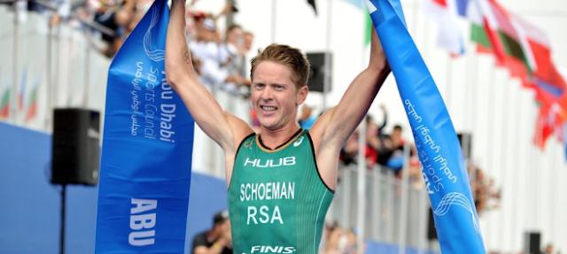 Henri Schoeman y Rachel Klamer vencen WTS Abu Dhabi