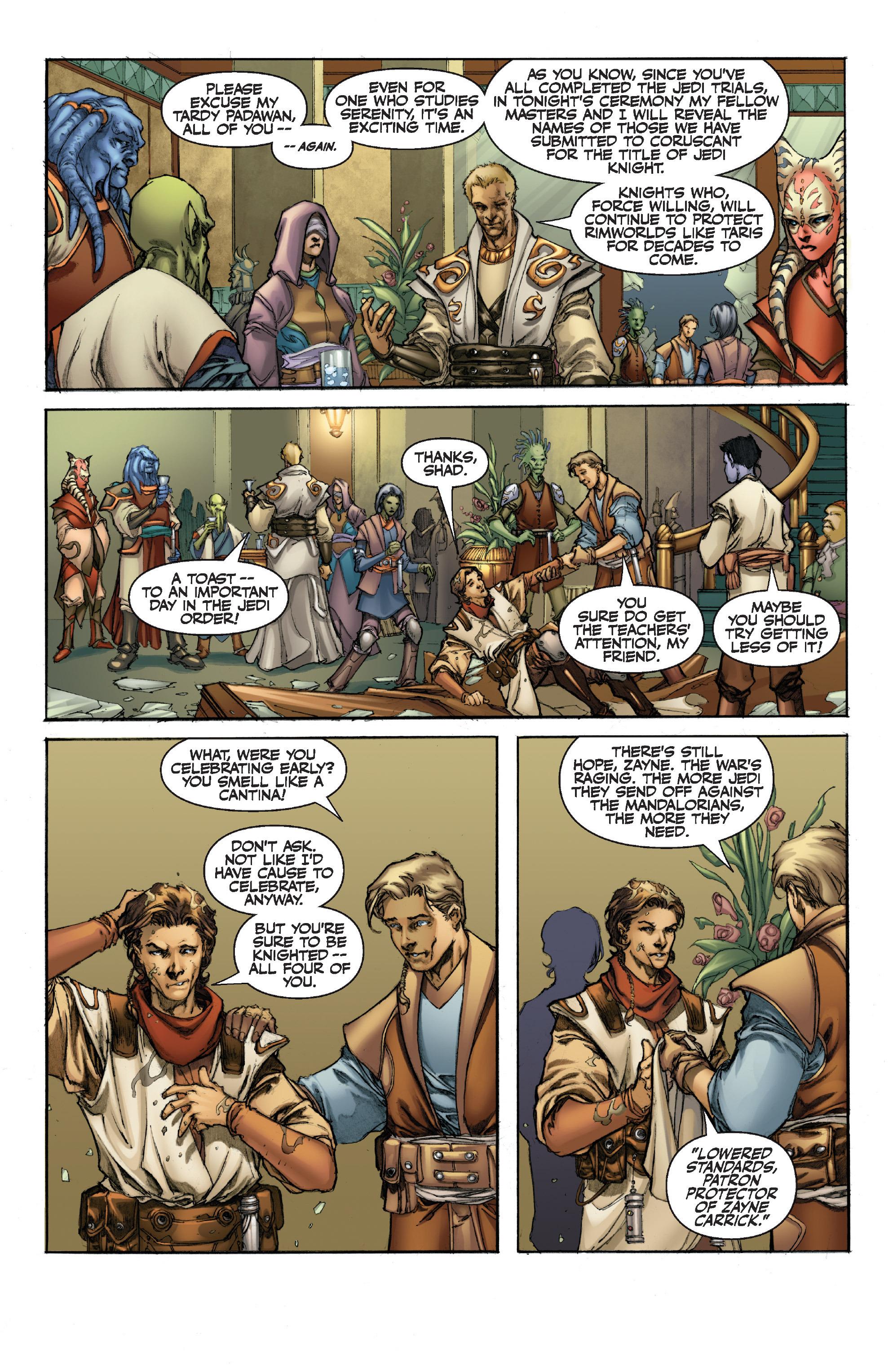 Read online Star Wars Omnibus comic -  Issue # Vol. 29 - 25
