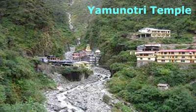 Yamunotri, Uttarkashi, Dehradun, Gangotri Char Dham Uttarakhand Yatra - BishuTricks