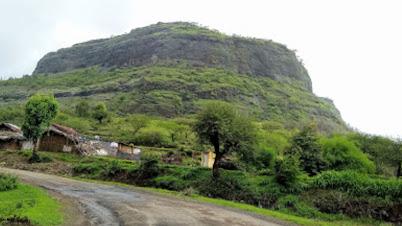 चावंड किल्ला - Chavand Fort