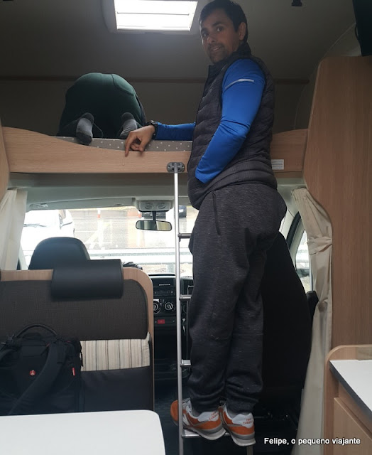 Como é viajar de motorhome pela Europa