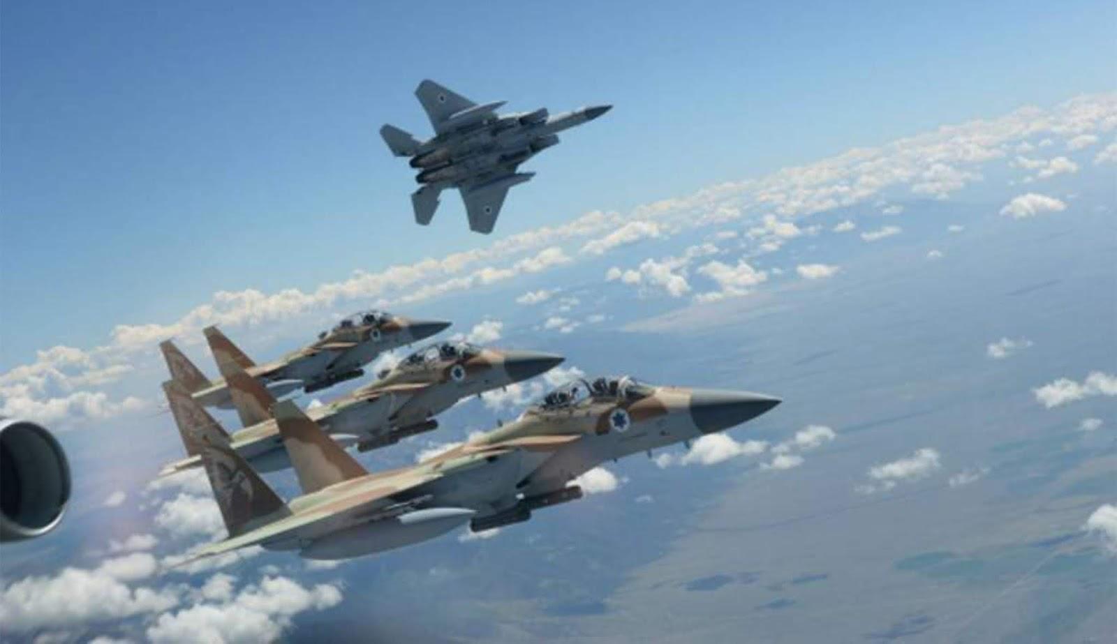 Israel membantah laporan tentang sebuah pesawat yang ditembak jatuh di Suriah