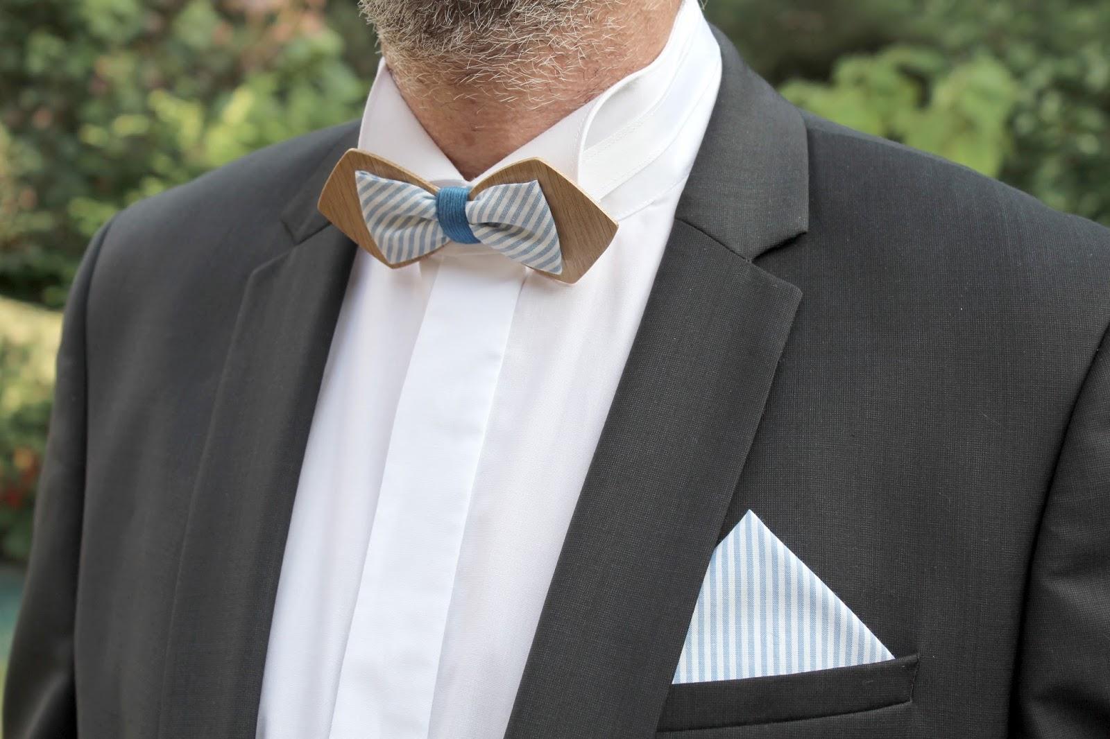 meilleure qualité pour Vente au rabais 2019 style à la mode Noeuds papillon en bois et cravates bois - Frédérique ...
