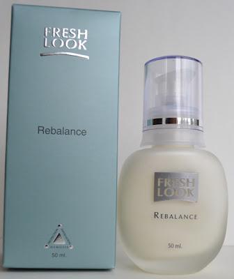Fresh Look Rebalance Cream-Gel For Normal Skin