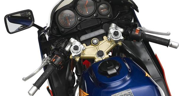 Honda VF1000R Front look