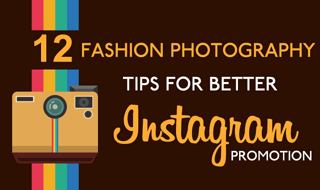 The link between Instagram and Fashion Photography