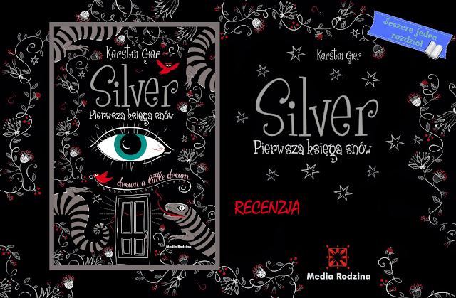Silver. Pierwsza księga znów - Kerstin Gier